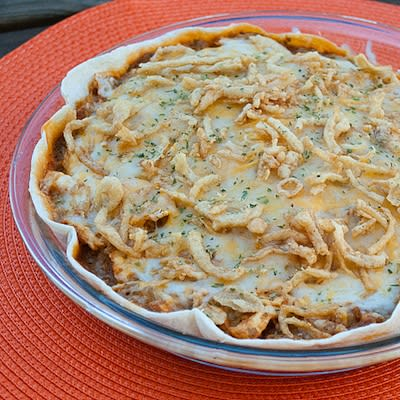 Microwave Chicken Tortilla Pie - 25 Awesome Meals You Can Make in the ...