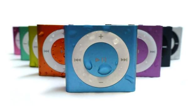 Waterproof iPod 1