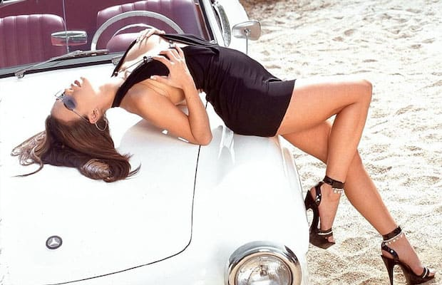 1963 Mercedes Benz 190 Sl 25 Photos Of Hot Girls With