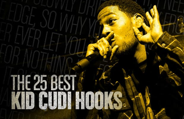 Pursuit Of Happiness - The 25 Best Kid Cudi Hooks