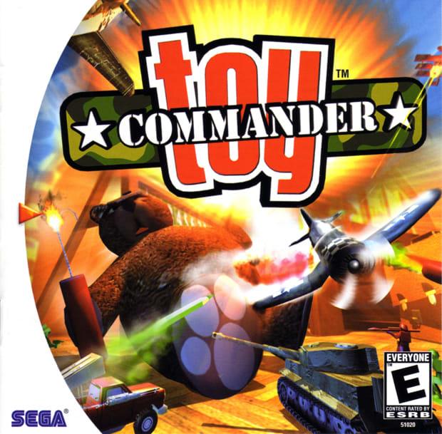 Toy commander the 50 best sega dreamcast games complex uk