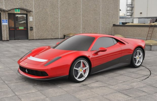 ferrari sp12 ec the 20 greatest italian sports cars and supercars of the past decade complex. Black Bedroom Furniture Sets. Home Design Ideas