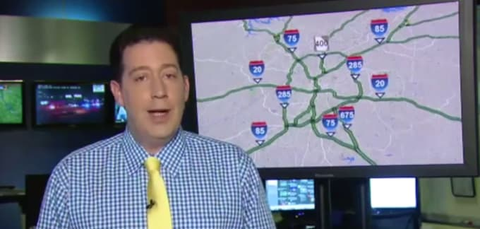 This Traffic Reporters Tribute to Phife Dawg Live on TV Is Amazing news