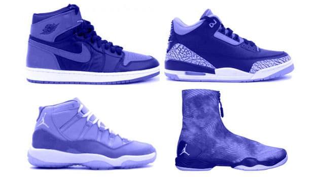 The Complete History of Air Jordans I - XX8