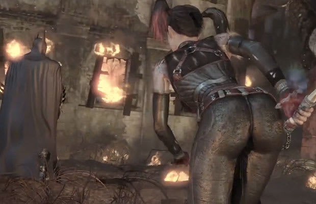 Harley Quinn The 11 Best Asses In Video Games Complex