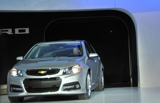 Chevrolet SS - The 50 Coolest Cars from the 2013 New York ...