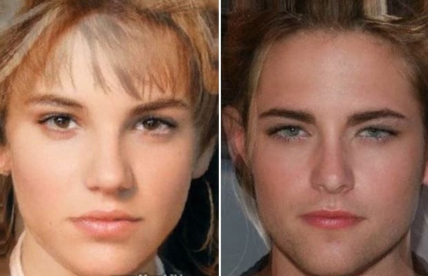 13 Celebrity Face Swaps You Can't Unsee - YouTube