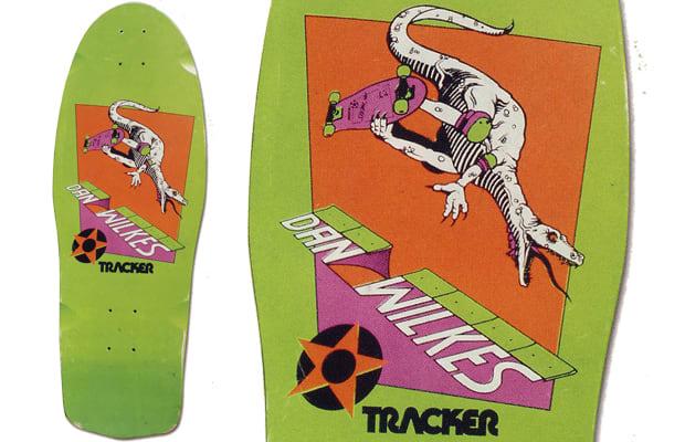 Dan Wilkes The 25 Best Skateboard Decks From The 80s