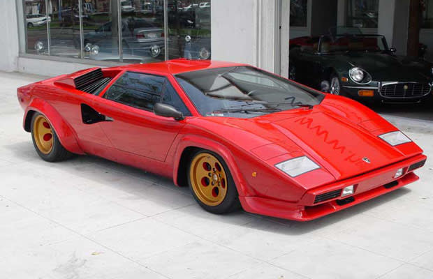 1974 lamborghini countach 15 cars we want retroed from the 39 70s complex. Black Bedroom Furniture Sets. Home Design Ideas