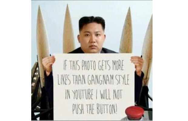 Gangnam Style - Gallery: 20 Hilarious Kim Jong-un Memes