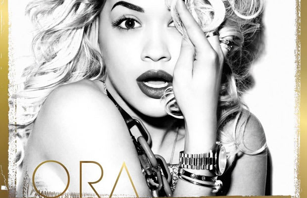 Rita ora gives lapdance to fans