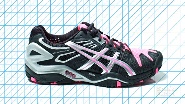 Women's Asics Gel Resolution 5