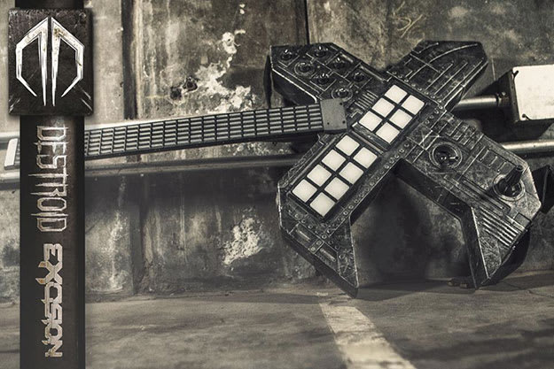 destroid-excision-guitar