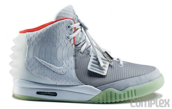 Nike Air Yeezy 2 Solar Red 508214 006 Sneaker Bar Detroit