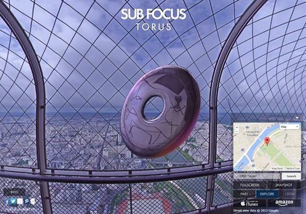 sub-focus-torus-3d-sampler