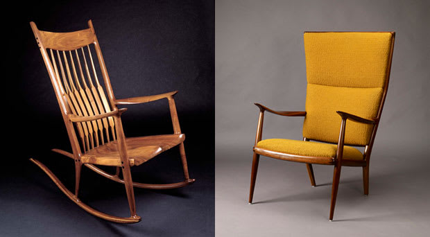 Maloof the 25 furniture designers you need to know complex for Famous italian furniture designers