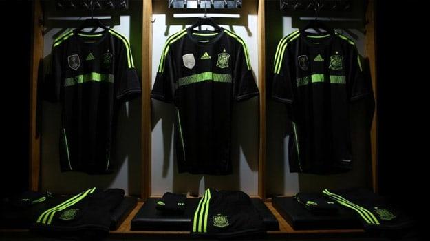 adidas Spain Fed Kit Away copy