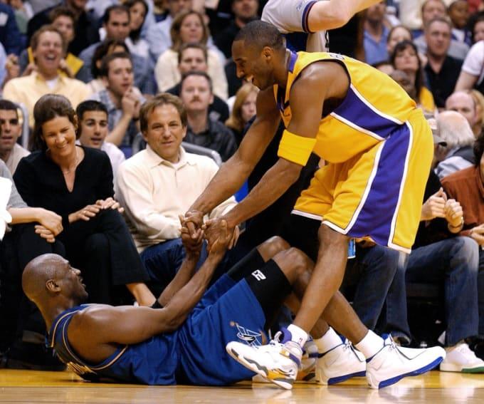 oriens van cleef - 15 NBA Players Wearing Air Jordans Against Michael Jordan | Complex
