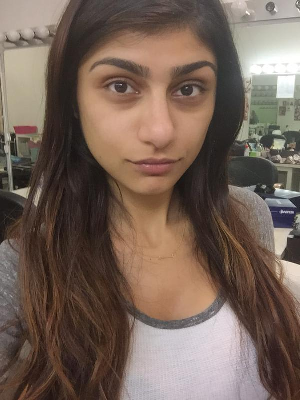 Mia Martina Without Makeup Adult Film Star Mia Kh...