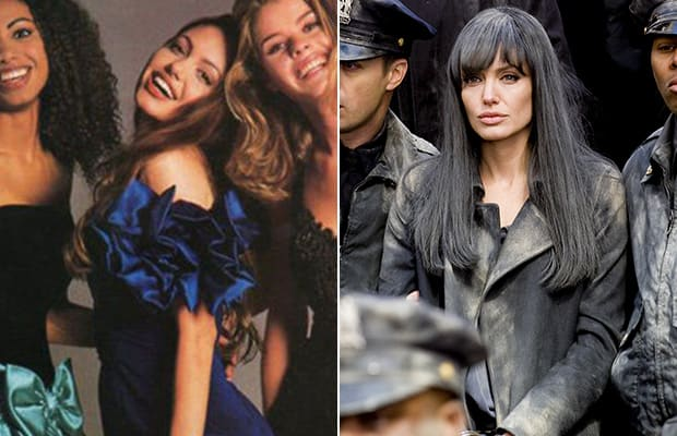 Why is Angelina Jolie a good role model?