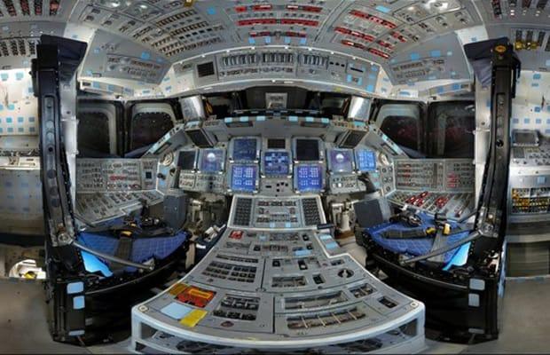 Virtual space shuttle