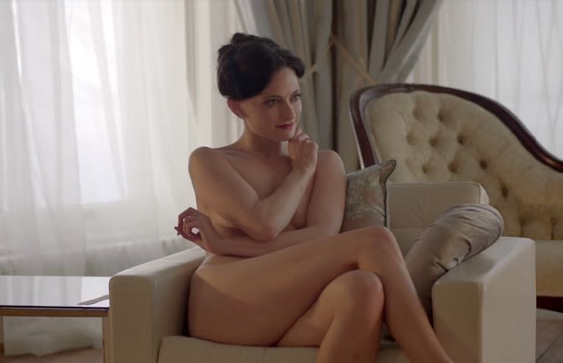 Lara Pulver in Sherlock - The 25 Hottest Actresses in