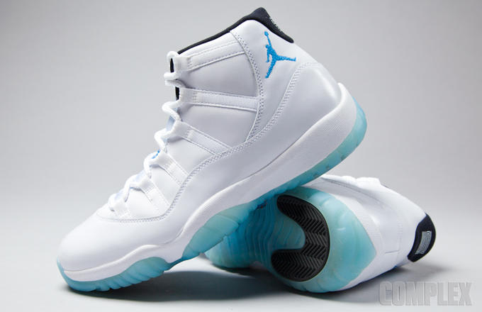jordan 11 legend blue 2019