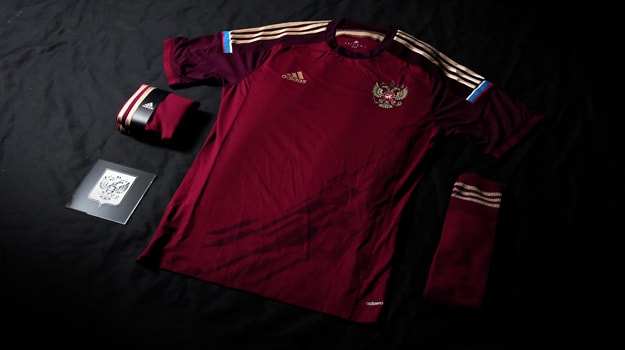 Russia World Cup Unifoms adidas_2