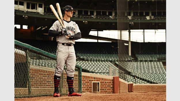 Under Armour All American Baseball