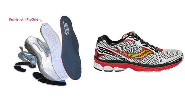 KNOW YOUR TECH: Saucony ProGrid