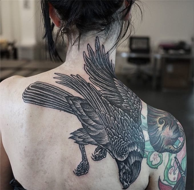Marcus kuhn 50 great tattoo artists you probably haven for Good tattoo artists