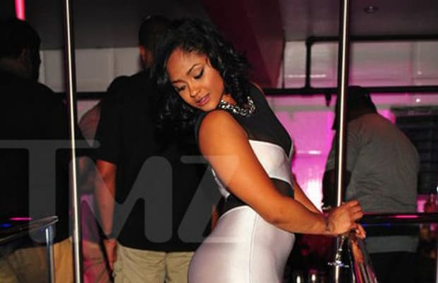» Maliah Michel in Kamals 21 strip club pictures