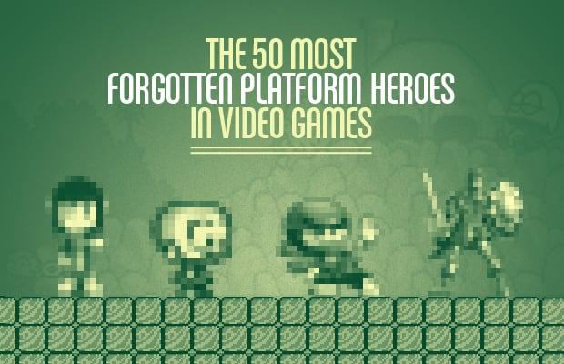 Rocket - The 50 Most Forgotten Platforming Heroes In Video ...