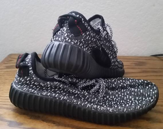 Yeezy Boost Shoes Black