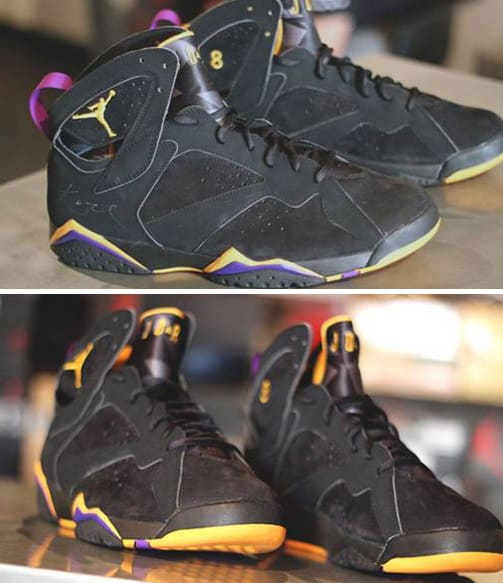 7d6c7e7d0fd0ed Air Jordan VII Kobe Bryant P.E. Sells for  25