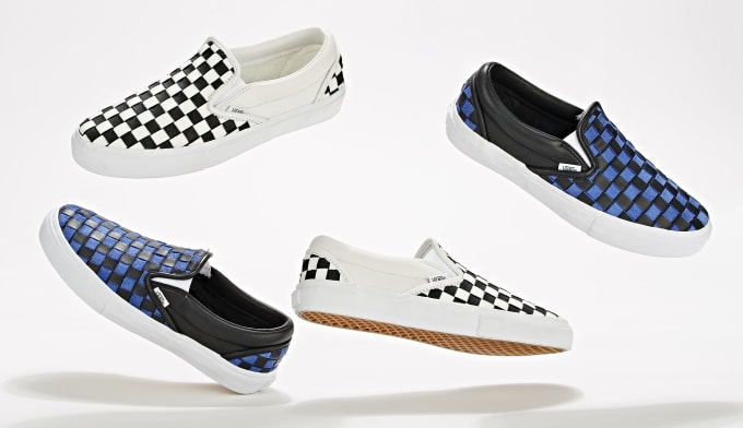 dae57126042ec2 Barneys  Latest Sneaker Collab Gives the Vans Slip-On the Luxe Treatment It  Deserves