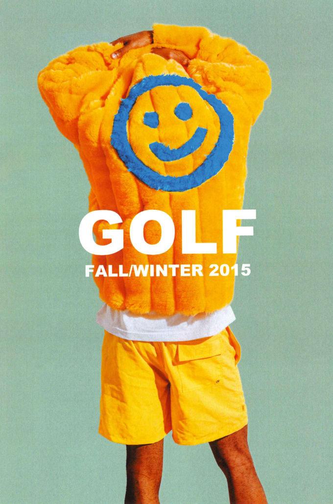 Golf Wang Fall Winter 2015 Lookbook Complex