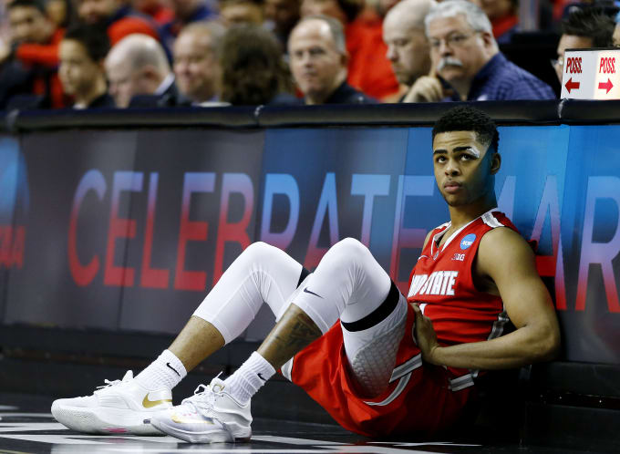 D Angelo Russell Would Let Nike Sell His Sneakers for  15  e3f371afb
