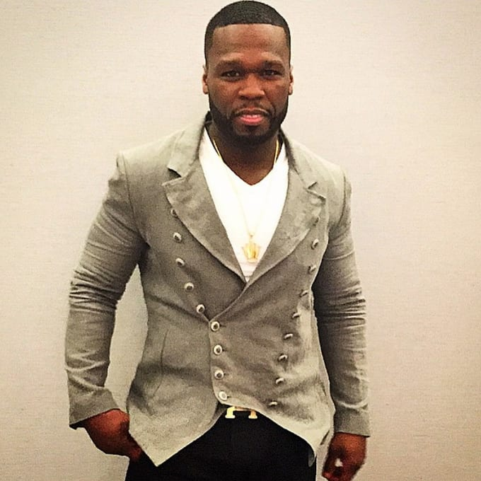 50 cent dating jasmine brown