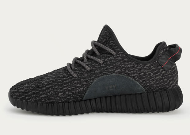 1d7c2b07f9d Kanye West s black Adidas Yeezy Boost 350s hit Canadian shelves on ...