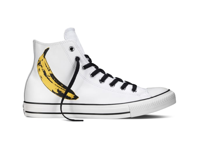 11195320160 Converse Launching Second Andy Warhol x Chuck Taylor All Star Collection