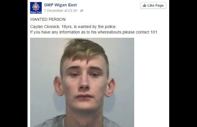 Police Remove Suspect S Mugshot From Facebook After The