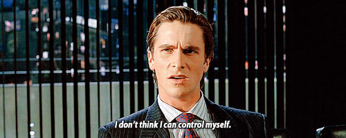 "American Psycho Quotes Delectable I Have To Return Some Videotapes.""  10 Quotes From 'american"