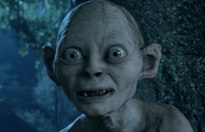 lord of the rings experts will decide whether gollum meme was