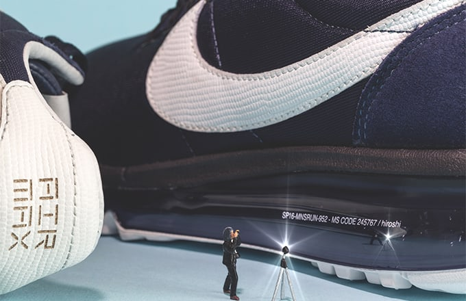 competitive price b4598 be828 ... discount code for hiroshi nike air max ld zero h. 52d1c b82ed
