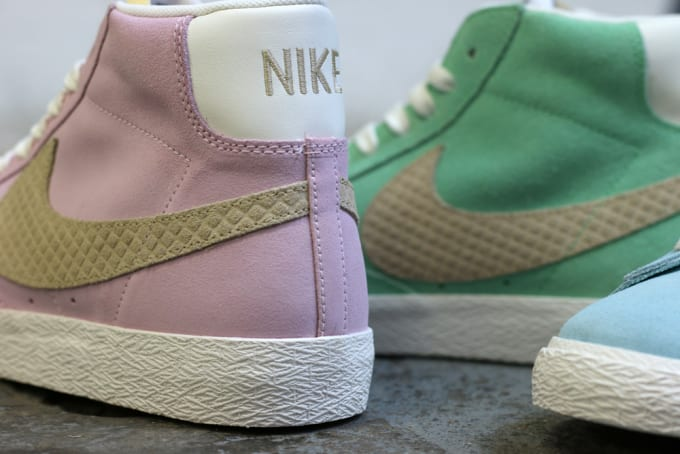 f85ddfce405e Nike Blazer Mid QS
