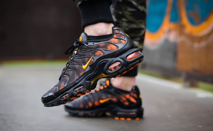 newest 09a3f 5d552 Image via Sneaker Zimmer. The Nike Air Max Plus continues to get ...