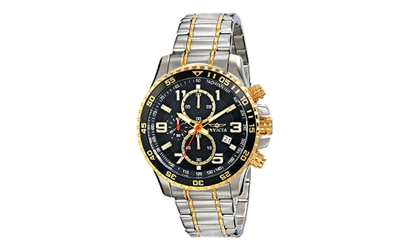 Invicta 14876 Specialty Chronograph Stainless Steel - Amazon Prime Day