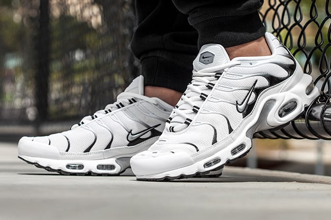online store 67663 b42e9 Images via Foot Locker AU. The Nike Air Max Plus – also known as the Nike TN  ...