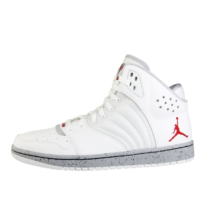 air jordan 1 flight 2 gg white brick